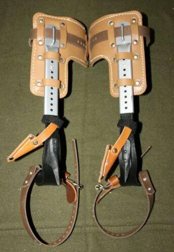 Klein Tools Tree Pole Climbing Gaffs Spikes 8210R & 8210L