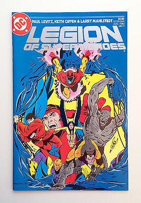 Legion of Super-Heroes #1 (Aug 1984, DC)
