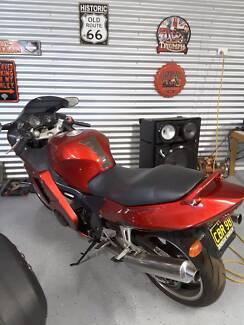 Honda CBR1100 Blackbird - Kingaory