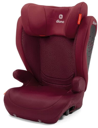 Diono Monterey 4DXT 2 in 1 Expandable Child Safety Booster Car Seat Plum New