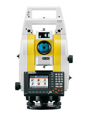 Total Station Zoom 80s 2 A10 Mode Robotic Geomax