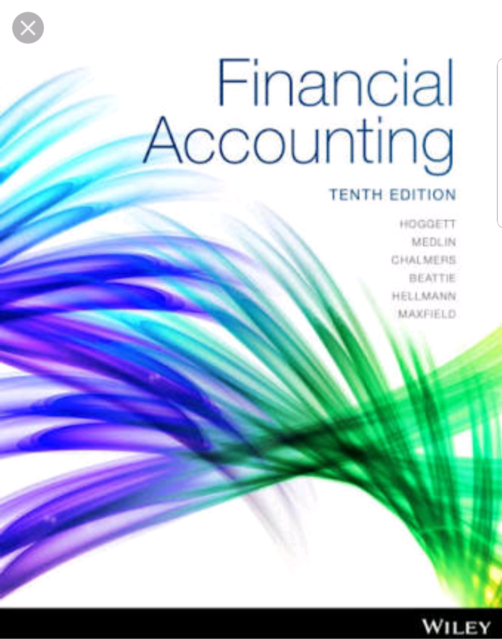 Financial accounting wiley hoggett 10th edition textbooks financial accounting wiley hoggett 10th edition textbooks gumtree australia kalamunda area forrestfield 1191679116 fandeluxe Images