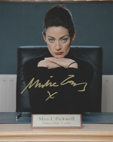Michelle Gomez Doctor Who Autographed Signed 8x10 Photo COA #BC19