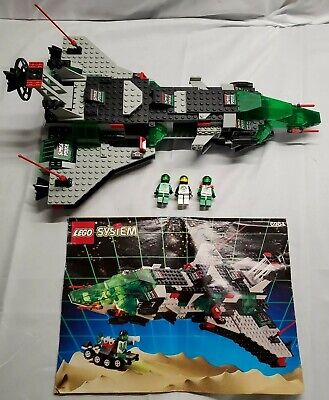 Lego Galactic Mediator #6984; 100% Complete w Minifigures and Manual; Vintage