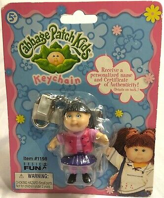Cabbage Patch Kids CPK Key chain 3.25