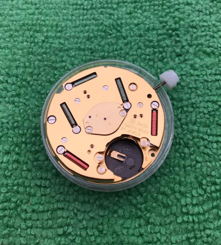 Genuine ETA 251.292 Quartz Wristwatch Movement 27 Jewels NOS