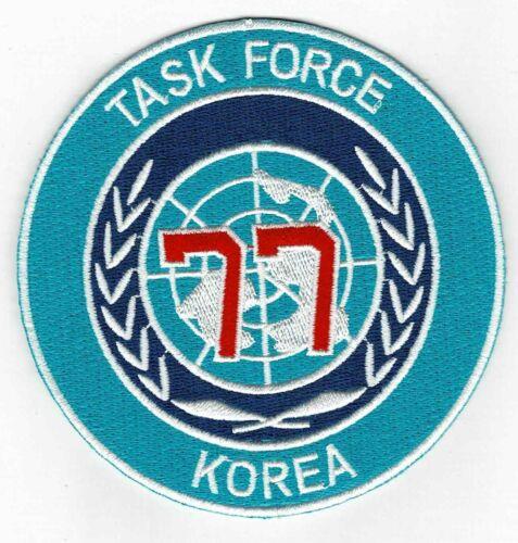 "Task Force 77 ""Korea"" patch"