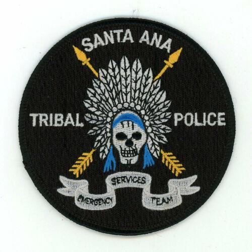 Santa Ana Pueblo Tribal Police New Mexico Tactical