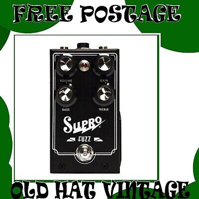 Supro SP1304 'Fuzz' Germanium Fuzz pedal RRP £199