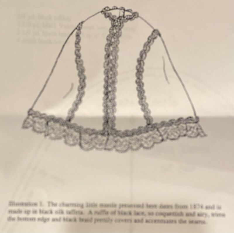Doll Pattern For Fashion Or Lady Doll, Instructional Pattern