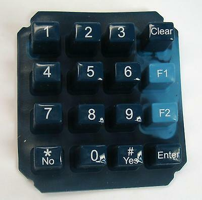 Replacement Keypad for HandPunch Time Clock & Handkey-II