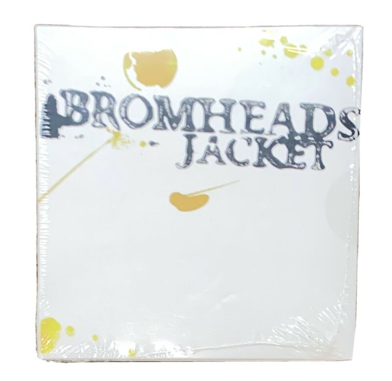 Bromheads Jacket - Dits from the Commuter Belt UK New Album CD Factory Sealed