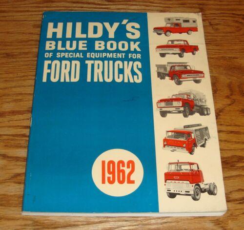 Original 1962 Hildy