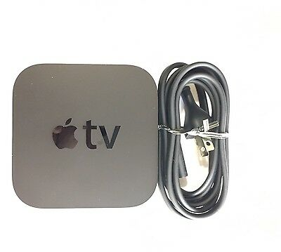 Apple TV 4th Generation 32GB(Latest Model), No Remote GREAT CONDITION