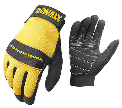 (DEWALT DPG20 All Purpose Synthetic Leather Glove  (X LARGE)...FREE SHIPPING)