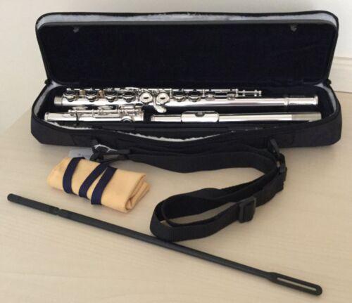 VIVACE Straight Head Flute 3FKV-E Ex-rental (6 months) Excellent Condition