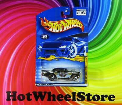 2001  Hot Wheels  Black