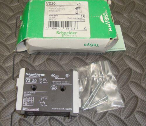 New Schneider electric VZ20 Overload Relay Telemecanique VZ 20