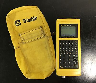 Trimble Tdc1 Survey Data Collector