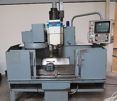 Fadal Vmc 40 Machining Center Model 904-1 Fadal Cnc 88 Control Very Clean Mill