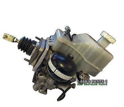 ABS ANTI-LOCK PUMP MASTER CYLINDER BOOSTER ASSEMBLY ACTUATOR MONTERO # L329C44
