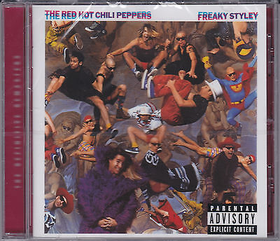 Red Chili Peppers (CD / Freaky Styley (Remastered) von Red Hot Chili Peppers (2003) / NEU!!!)