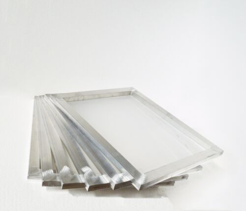 Variety Size Aluminum Screen Frame with Mesh Stretched Tool Screen Fabric