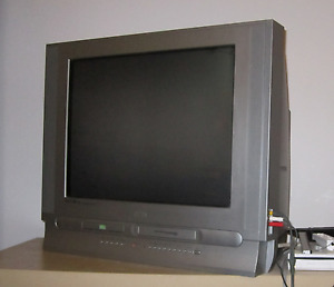 "27"" CRT Television"