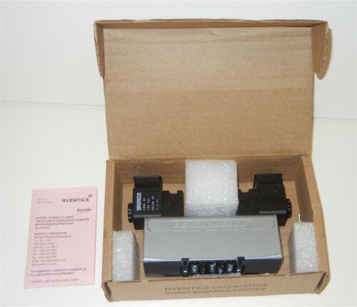 AVENTICS CERAM REXROTH R432006365 SOLENOID VALVE NEW IN BOX