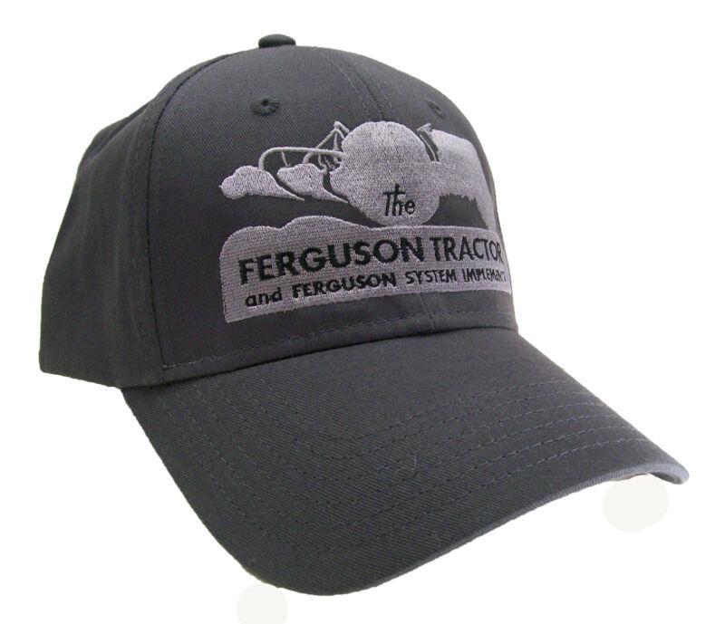 Ferguson Tractor Fergie Farm Implement Embroidered Cap Hat #40-7900v