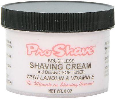 Pro Shave Shaving Cream - Beard Softener With Lanolin - V...