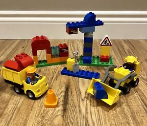 LEGO DUPLO set 10528 My First Construction Site $20