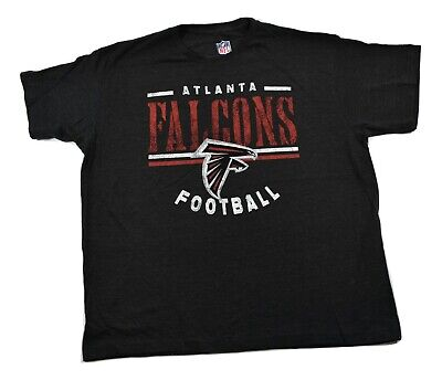 NFL Team Apparel Mens Atlanta Falcons Football Shirt New M, L, XL, 2XL Football Nfl Apparel