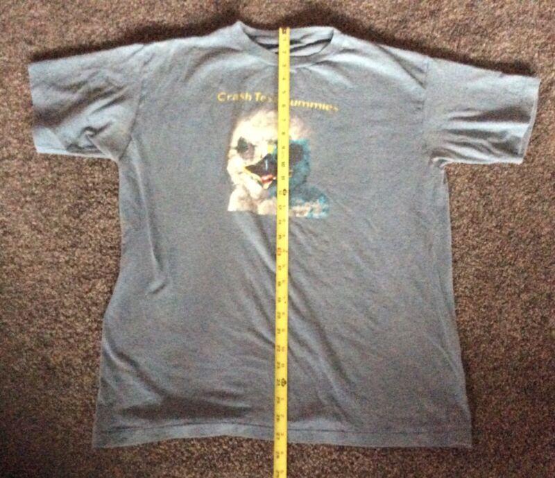 Crash Test Dummies - Vintage Tour T Shirt (Large)