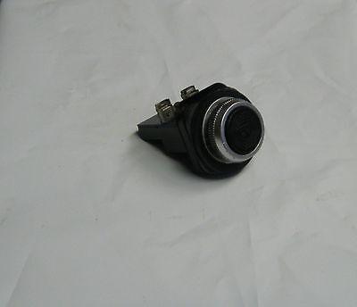 Allen Bradley Black Push Button, 800T-A2B, Heavy Duty, 600V, Used, Warranty