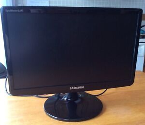 Samsung S19A10N LCD Monitor