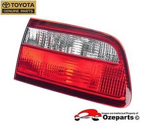 Genuine Toyota Camry DV20 97~02 Wagon LH Left Tail gate Light Lam Dandenong Greater Dandenong Preview