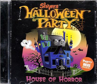 Shivers HALLOWEEN PARTY: HOUSE OF HORROR CLASSIC SPOOKY SOUNDS & SCARY MUSIC NEW](Spooky Scary Halloween Music)