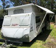 Jayco journey caravan 18ft Summerland Point Wyong Area Preview