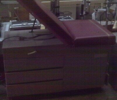 Ritter Midmark 104 Medical Exam Table With Obgyn Stirrups Burgandy Guarentee