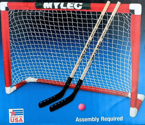 MYLEC SPORTS ALL PURPOSE FOLDING GOAL SET NEW IN BOX MADE IN USA