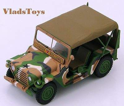 """Hobby Master 1:48 M151A2 MUTT US Army 3rd Armored Div """"Convoy Follows"""" HG1904 for sale  Ocean Springs"""