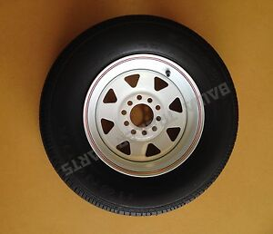 SUNRAYSIA-13-MULTI-FIT-HOLDEN-HT-FORD-RIM-WITH-175-LT-TYRE-Trailer-Parts