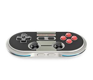 8Bitdo Bluetooth Wireless FC30 PRO Controller for iOS Android Gamepad grey