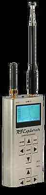 SPECTRUM ANALYSER (15MHz -2.7 GHz ) RF EXPLORER 3G COMBO  PLUS PADDED CASE