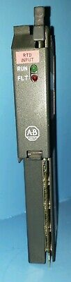 Allen Bradley 1771-ir B Rtd Input Module