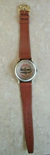 Dr. Pepper Fossil Watch
