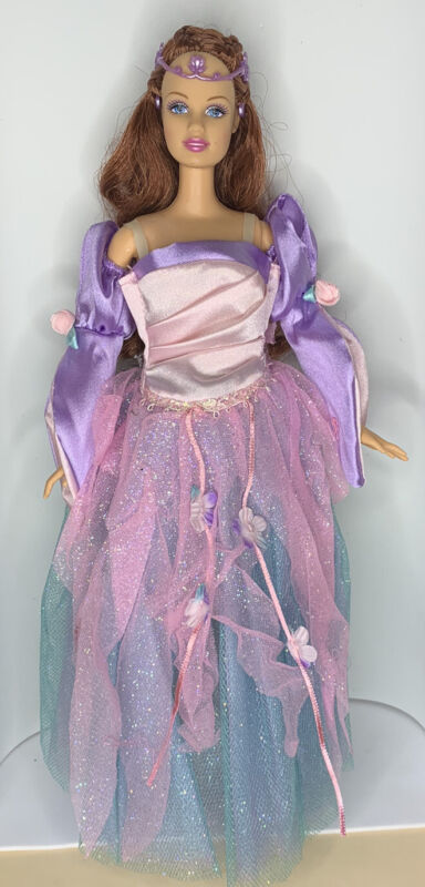 Swan Lake Fairy Queen Teresa - B3285.  Never Played With, OOB