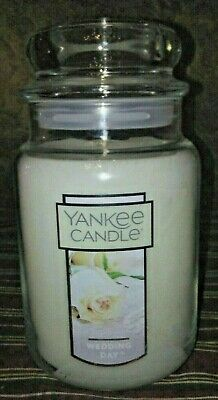 Yankee Candle 22oz WEDDING DAY Large Jar Burns Up To 150hrs BN Beautiful Sent!