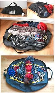 Really useful bag for climbing gear kit & ropes etc -  carr